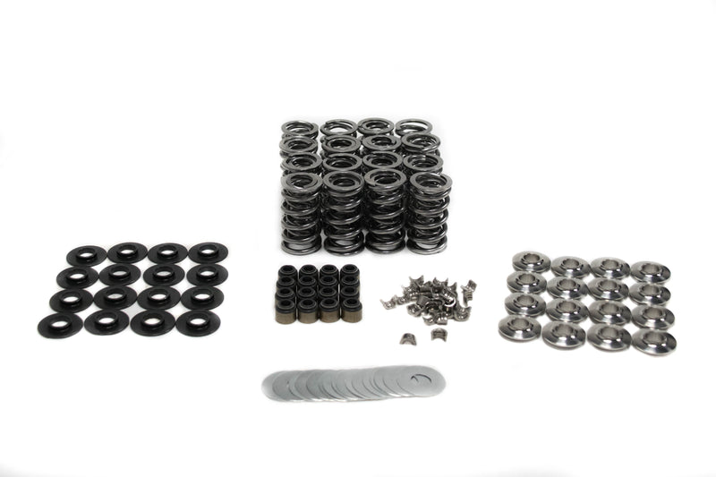 "Brian Tooley SK007 .660"" Lift Dual Springs Kit w/ Titanium Retainers for 2014+ Gen V 5.3L 6.2L"
