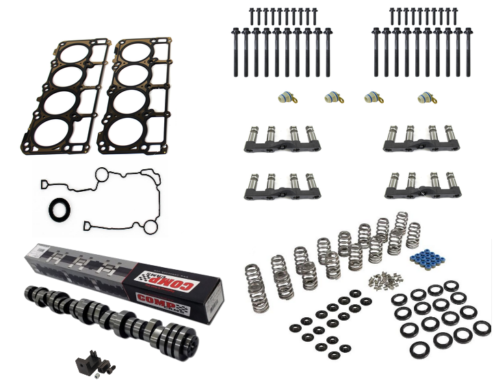 "Performance MDS Delete Conversion Kit w/ Comp Cams ""270"" Camshaft for 2011+ Dodge Jeep SRT 6.4L 392 Hemi Engines"