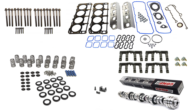 "Performance MDS Delete Kit with Comp Cams ""266"" Camshaft for 2009-2018 5.7L Hemi Engines"