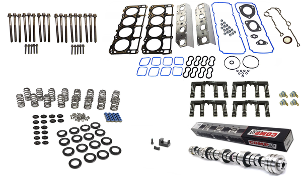 "Performance MDS Delete Kit with Comp Cams ""270"" Camshaft for 2009-2018 5.7L Hemi Engines"