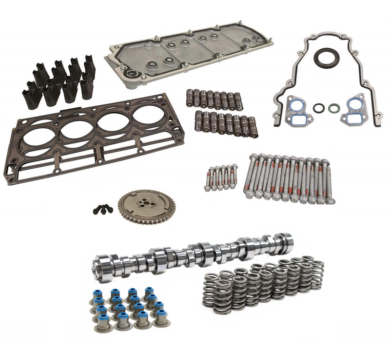 Stage 2 AFM DOD Delete Kit for 2007 - 2014 GM Chevrolet 6.0L Truck/SUV Engines