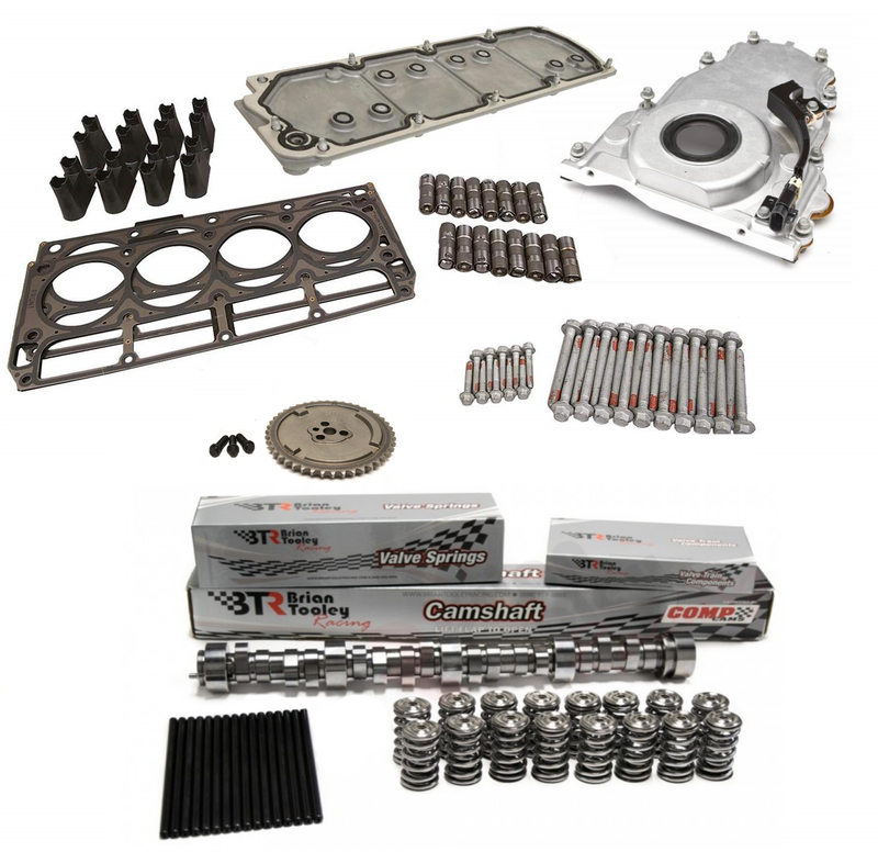 Stage 3 Active Fuel Management AFM DOD VVT Delete Kit for Chevrolet L99 LS3 6.2L Engines