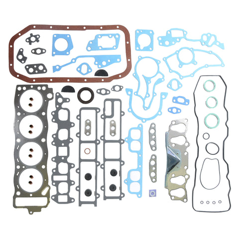Enginetech T22R-48 Full Gasket Set for 1985-1995 Toyota 2.4L SOHC 22R 22RE Car Truck