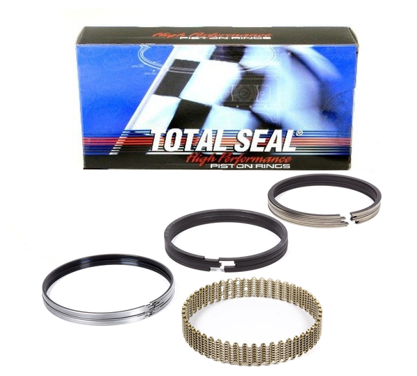 "Total Seal CR3690-65 Piston Rings Set 1/16 1/16 3/16 Package; 4.060""+5; File-Fit"