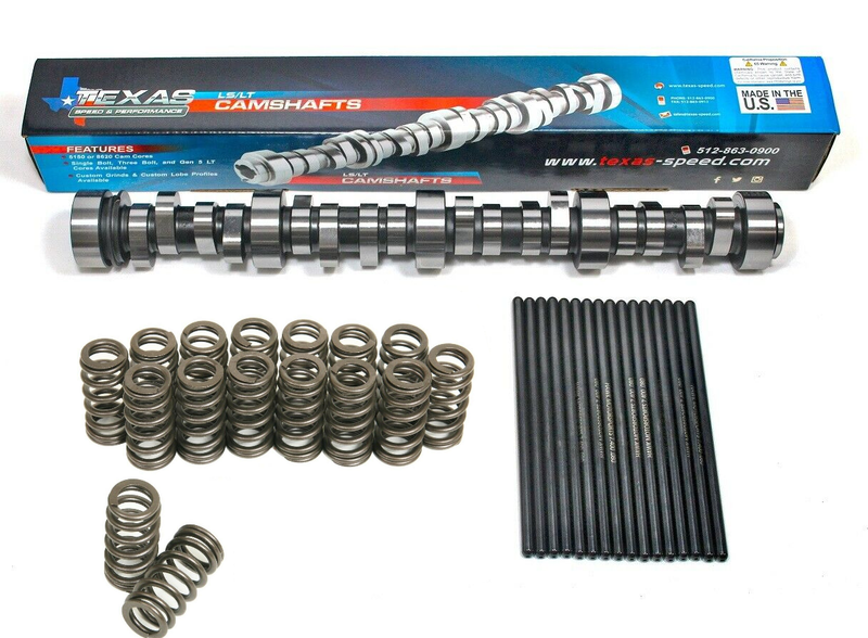 "Texas Speed TSP ""Bald Eagle"" N/A Camshaft Kit for Chevrolet Gen III 5.7L 6.0L LS"