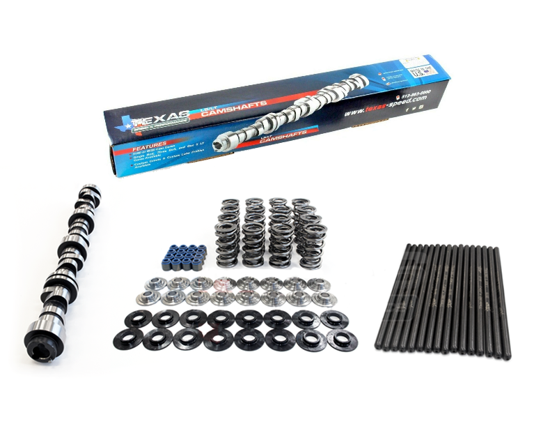 Texas Speed Stage 4 Camshaft Kit for 2014+ Chevrolet Gen V L83 5.3L Engines