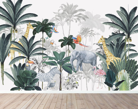 jungle safari room trends