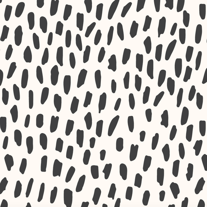 ABSTRACT MINI POLKA DOT WALLPAPER