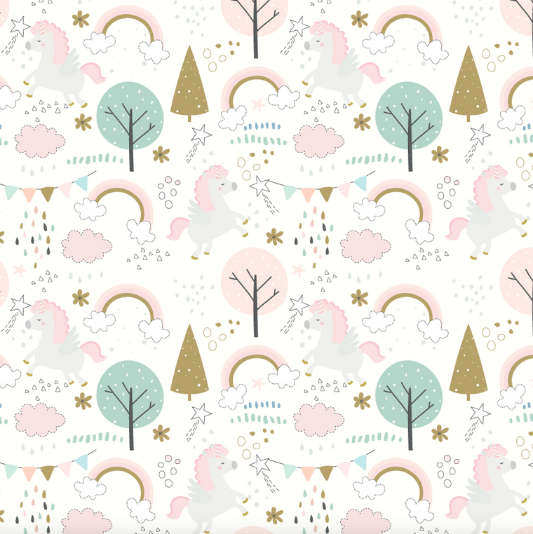 UNICORN PRINT WALLPAPER