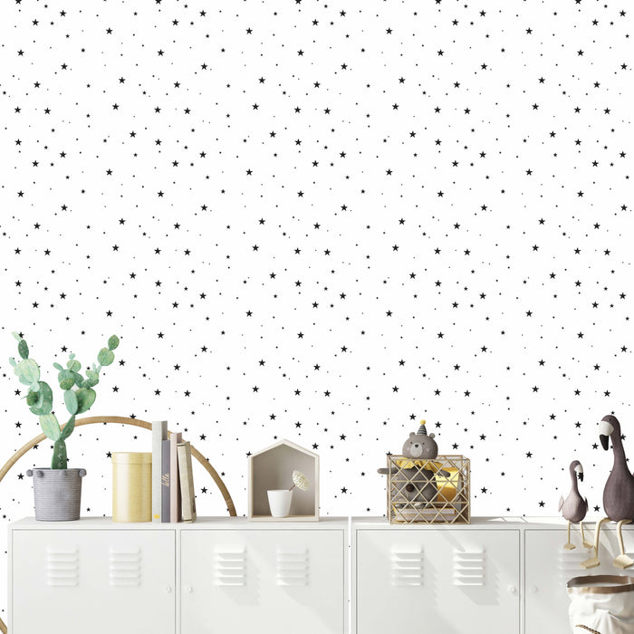 stars wallpaper available in any colour