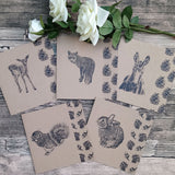 pack-of-five-animal-woodland-cards02