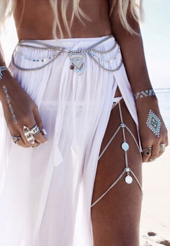 Gypset Chain Belt