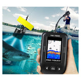 "PRO TOUCH ""Portable"" Color LCD Fish Finder - 2021 Model"