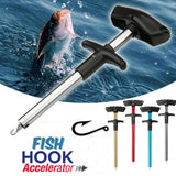 The HOOK ACCELERATOR - Removes Stubborn Hooked Fish Instantly!