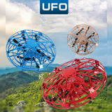 "UFO 360° Anti-Collision ""Flying Saucer"" - Responds to Hand Gestures!"