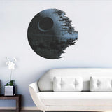 Death Star 3D Vinyl Removable Wall Art Mural - Thirsty Buyer - 2