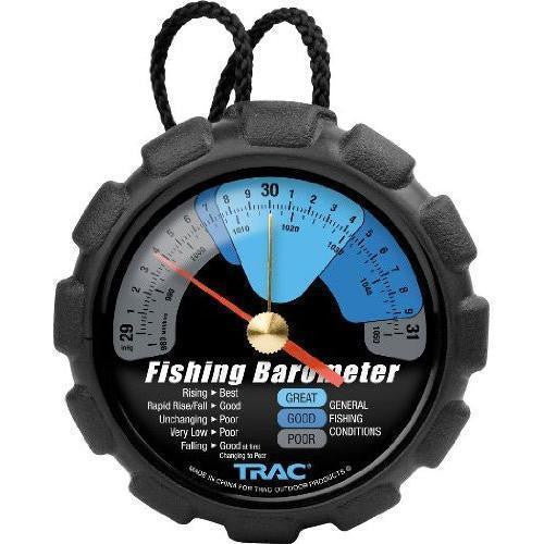 Precision Outdoors Color Coded Fishing Barometer