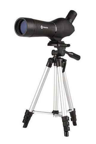 "Bird Watching ""ZOOM FLIGHT"" Super Profile Scope 20x-60x (60mm)  w/ LIMITED TIME FREE BONUS 15"" - 44"" Tripod Stand! - Thirsty Buyer"