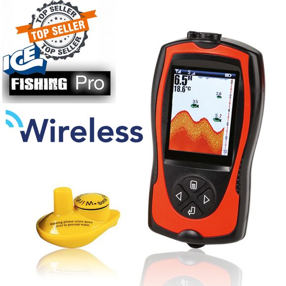 Ice Fishing WIRELESS Color