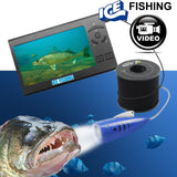 "Ice Fishing ""Pocket Portable"" Underwater Color HD PRO VIDEO CAMERA SYSTEM - See What's Below LIVE!"