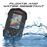 "Mobile ""Pocket Portable"" Color LCD Fish Finder w/ Wireless Sonar Sensor - NEW - Thirsty Buyer - 2"