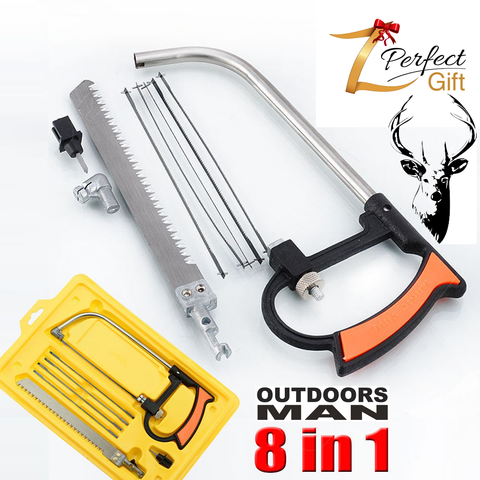 "The ""Avid Outdoorsmans"" AMAZING 8-in-1 Super Saw - NEW for 2018"