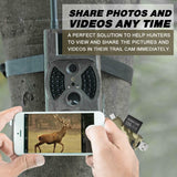 "Trail Camera ""Instant Transfer"" SD MEMORY CARD READER 4 in 1 Pro"