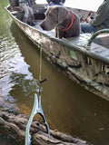 "The ""Grip-On"" Anchor - Anchors Your Boat to Almost Anything!"
