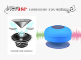HOT TUB Wireless Bluetooth Water Proof Music Speaker w/ Voice & Talk Calling - Thirsty Buyer - 5