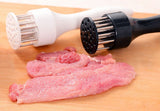 Professional Meat Tenderizer - Stainless Steel - Thirsty Buyer - 2