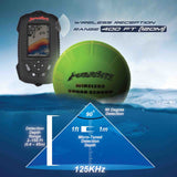 "Mobile ""Pocket Portable"" Color LCD Fish Finder w/ Wireless Sonar Sensor - NEW - Thirsty Buyer - 5"