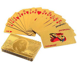 "24k Gold Plated ""BIG GAME"" Poker Playing Cards - Thirsty Buyer - 1"