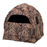 Buy 1 Get the 2nd FREE (Limited Time) - 2 MAN Hunter's Realtree Camo Ground Blind w/ 2 Free Blind Chairs! - Thirsty Buyer - 3