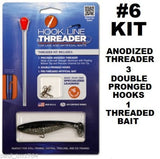 "Ice Fishing ""LONG LASTING BAIT FISH"" Hook Live Threader - Keeps Bait Alive Longer!"