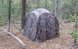 Buy 1 Get the 2nd FREE (Limited Time) - 2 MAN Hunter's Realtree Camo Ground Blind w/ 2 Free Blind Chairs! - Thirsty Buyer - 4