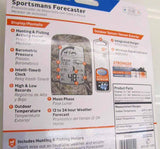 "LCD Hunting & Fishing ""Activity FORECASTER""  w/ Weather Station Built-in - Thirsty Buyer - 3"
