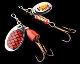 Metal Spoon Spinner Baits (Mepps style) - 30 Pack - Thirsty Buyer - 3