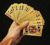 "24k Gold Plated ""BIG GAME"" Poker Playing Cards - Thirsty Buyer - 5"