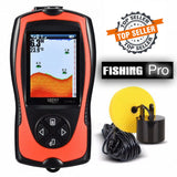 "Ultra COLOR Mobile ""Pocket Portable"" LCD Fish Finder"