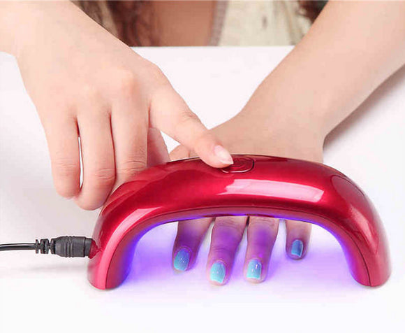 Portable UV  Nail DRYER Curing Lamp - Thirsty Buyer - 1