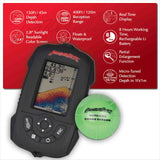 "Mobile ""Pocket Portable"" Color LCD Fish Finder w/ Wireless Sonar Sensor - NEW - Thirsty Buyer - 3"