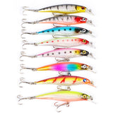 Thirsty's SUPER LURE DEAL - 43 Crank Bait Minnow Lures