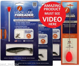 """Long Lasting Bait Fish"" Hook Live Threader - Keeps Bait Alive!"