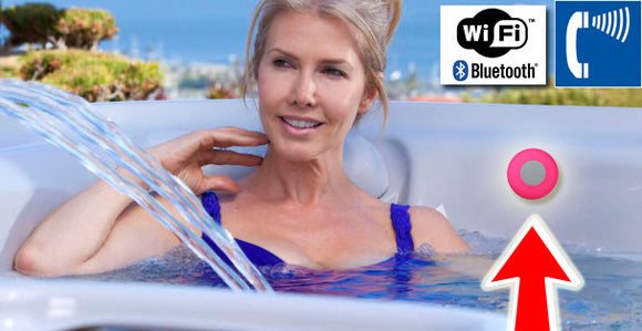 HOT TUB Wireless Bluetooth Water Proof Music Speaker w/ Voice & Talk Calling - Thirsty Buyer - 1