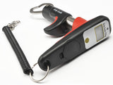 "Ice Fishing ""Pistol Grip"" Lip Gripper w/ built-in LED Digital Weight Scale"