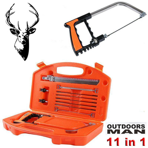 "The ""Avid Outdoorsmans"" AMAZING 11-in-1 Super Saw - NEW for 2018"