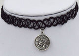 NEW - Zodiac Astrological Pendant Choker Necklaces - Choose your sign! -  - 2
