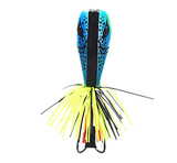 "Snake Head Frog ""Hopp'n"" Surface Lures - 5 pack"