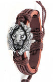 CECIL the Lion ROARS Commemorative Global Unification Bracelet - Brown or Black - Thirsty Buyer - 1