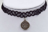 NEW - Zodiac Astrological Pendant Choker Necklaces - Choose your sign! -  - 4